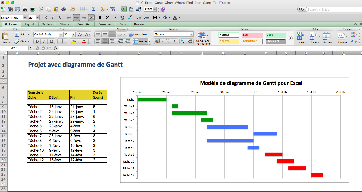Diagramme de gantt excel template diy wiring diagrams diagramme de gantt excel template images gallery ccuart Image collections