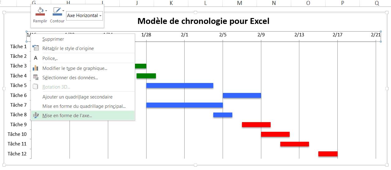 Utilisez ce modle gratuit de diagramme de gantt 10 formataxisg ccuart Choice Image