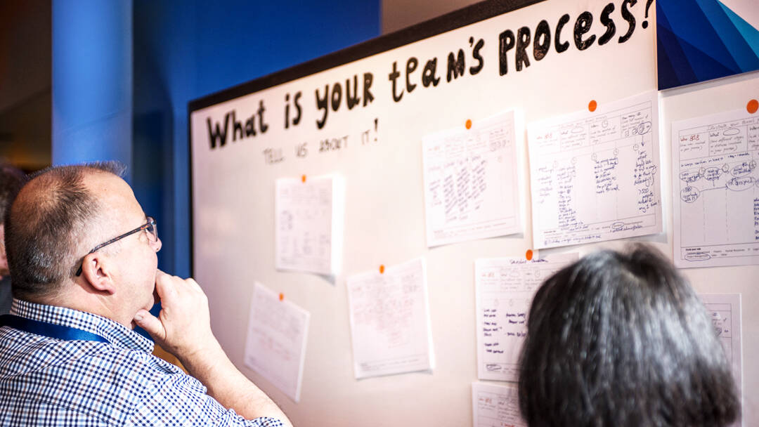 Process workshop at ENGAGE'17