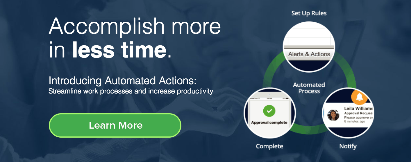 Automated Actions