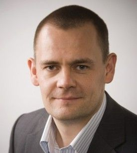 Andy Kirk, editor of visualisingdata.com