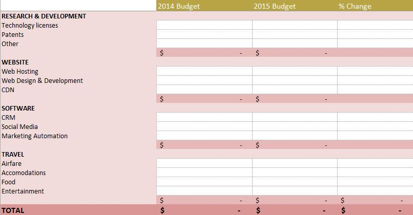 Home Budget Template Personal Budget For Home Home Budget Templates