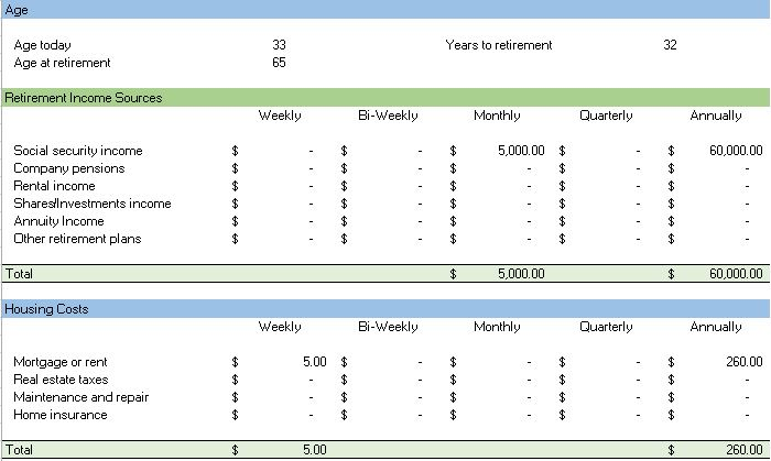 expense sheet excel
