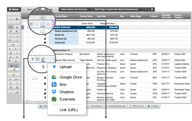 smartsheet project management review pros cons pricing comparisons