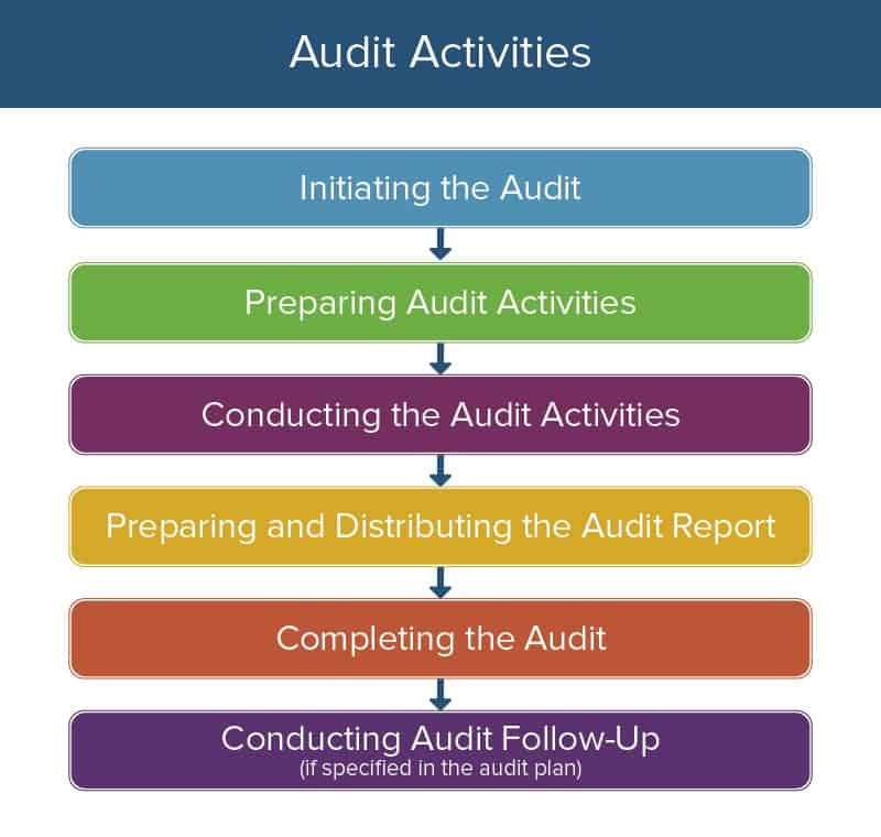 functions of an auditor in a company