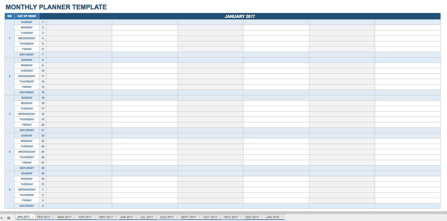 monthly planning sheet - Ataum berglauf-verband com