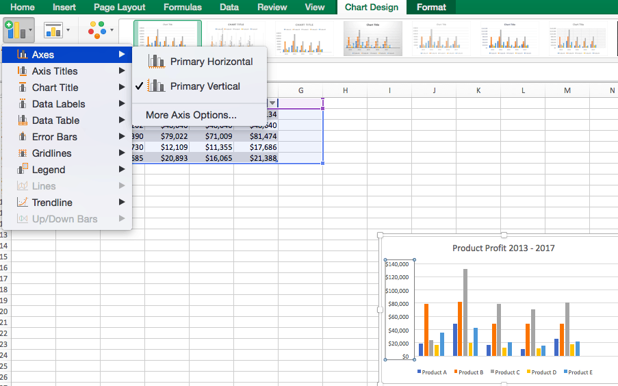 How to Make Charts and Graphs in Excel Smartsheet