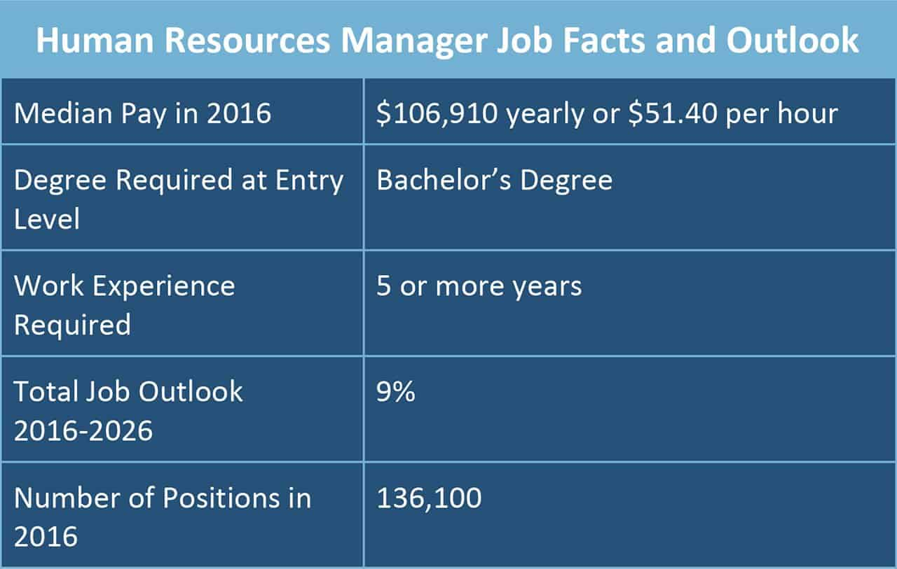 Senior Level Careers in Human Resource Management