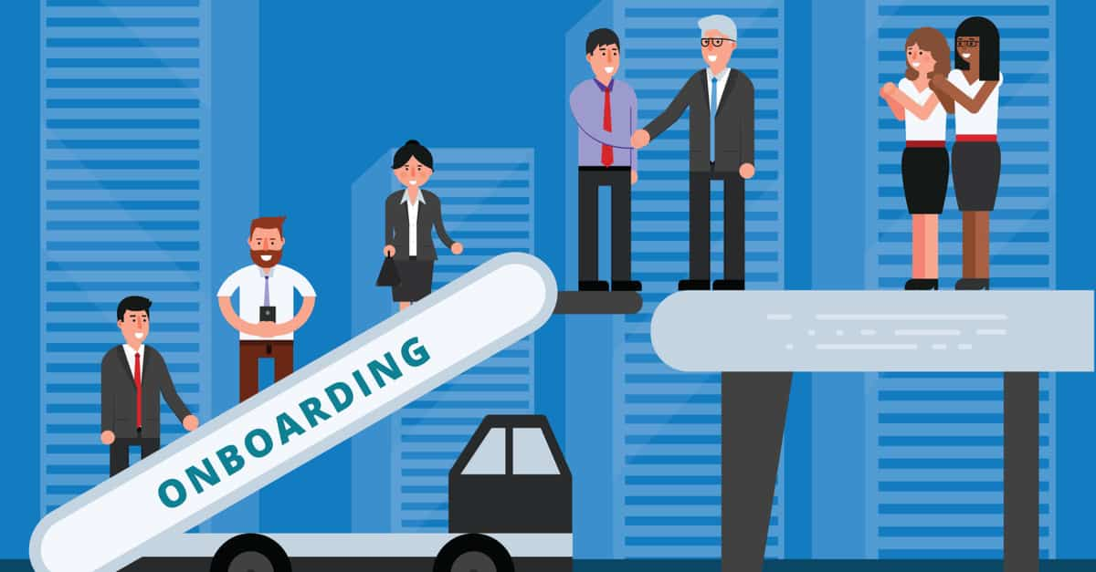 employee onboarding process tips and tools