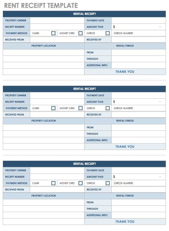 18 free property management templates