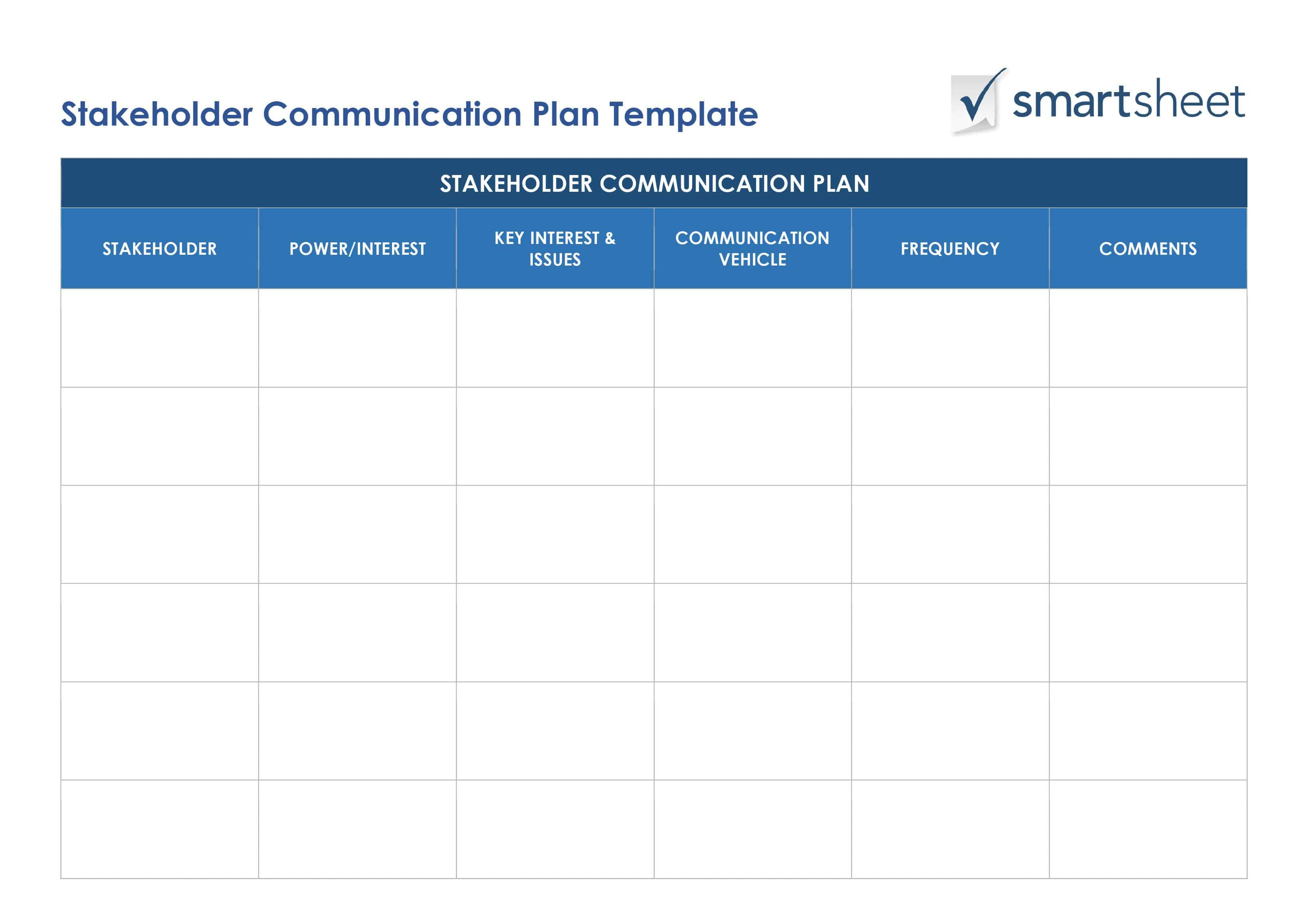 IC Stakeholder Communications Plan Word1