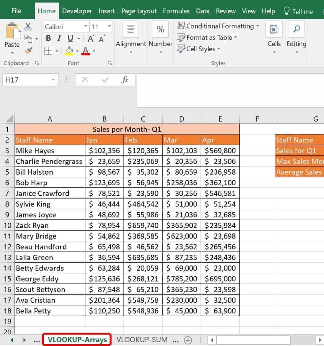 Master Vlookup Multiple Criteria And Advanced Formulas Smartsheet