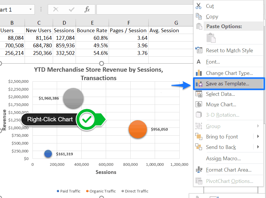 Make Data Pop With Bubble Charts Smartsheet