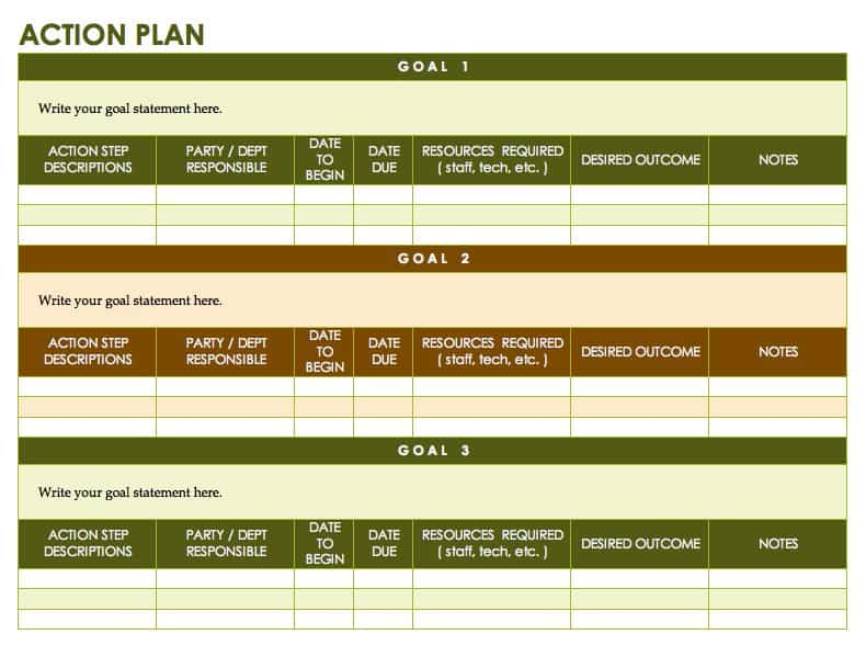 Temp_ActionPlan_Word. Download Action Plan Template  Microsoft Word Action Plan Template