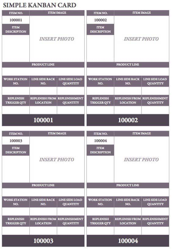 free kanban card templates smartsheet. Black Bedroom Furniture Sets. Home Design Ideas
