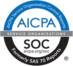 AICPA and SOC logo