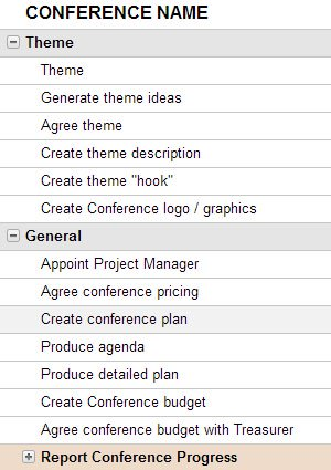 Project Manage Your Event Planning  Smartsheet
