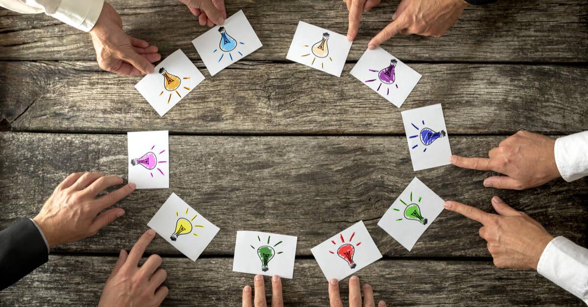 Brainstorming Techniques To Motivate Teams Smartsheet