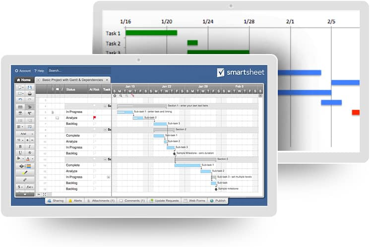 Collaboration Made Easy with Jira in Smartsheet
