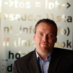 Robert Kelly, managing partner of Kelly Solutions