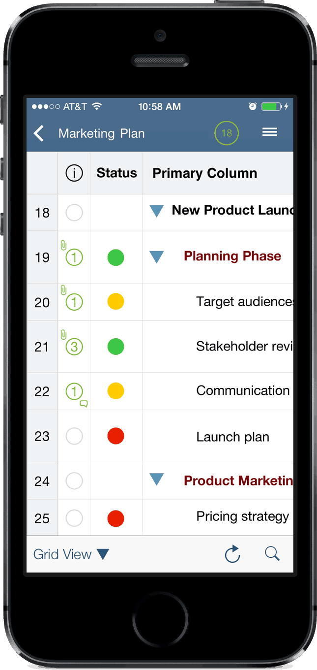 Smartsheet launches version 20 of ipadiphone app bringing fully smartsheet launches version 20 of ipadiphone app bringing fully interactive gantt charts and faster easier editing capabilities ccuart Gallery