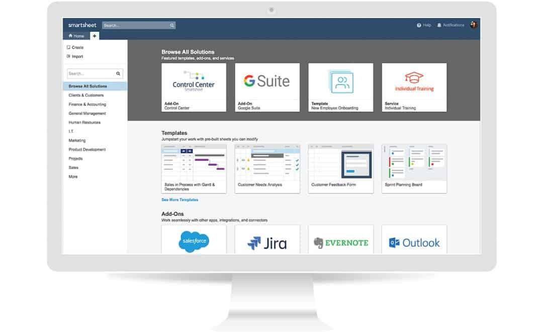 Solution Center: Now on Desktop!