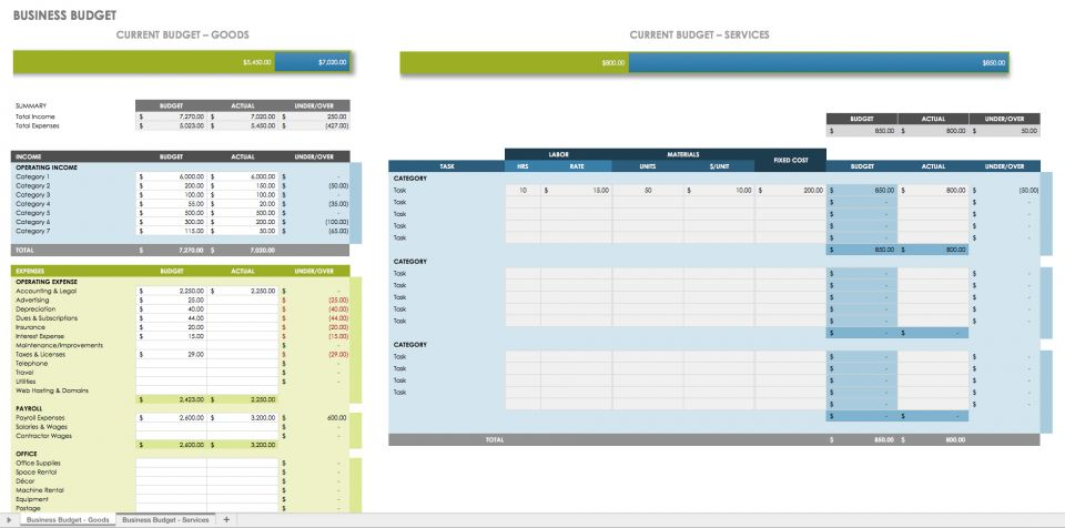 excel business template koni polycode co