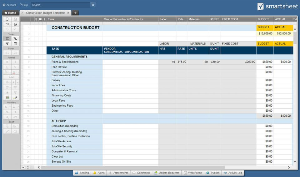 The Ultimate Guide To Cost Management  Smartsheet