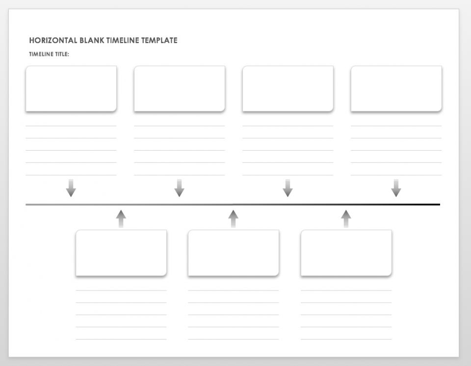 Gargantuan image within free printable timeline template