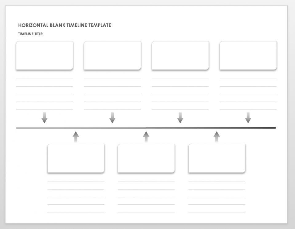 IC Horizontal Blank Timeline Template PDF?itoku003dmN88PhIy