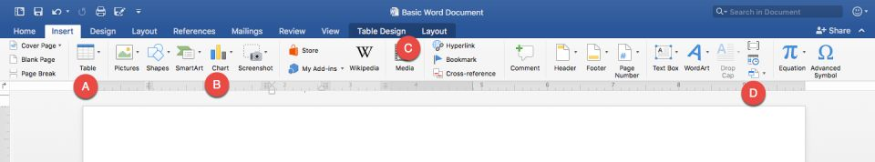a table click this button to create basic tables in a few ways when you click table a grid appears that you can hover over and click to choose the - 55 How Copy Excel Sheet Into Word Relevant