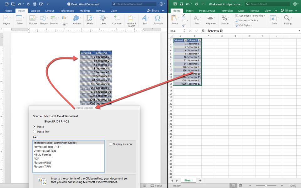 How to make a spreadsheet in excel word and google sheets smartsheet the microsoft excel worksheet will open a blank excel sheet you can enter whatever information you want into it following the same process as you used in ibookread PDF