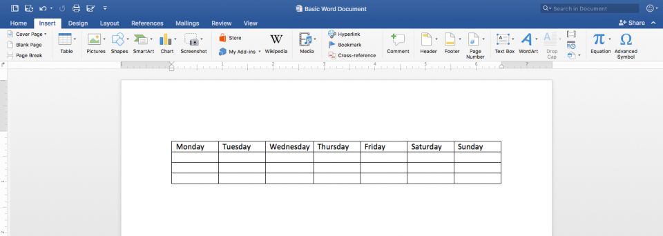 how to make same width table row in android