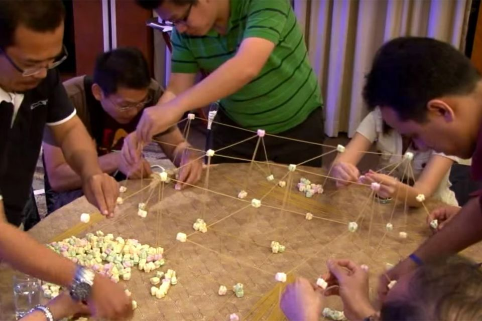 top team building games from the experts smartsheet