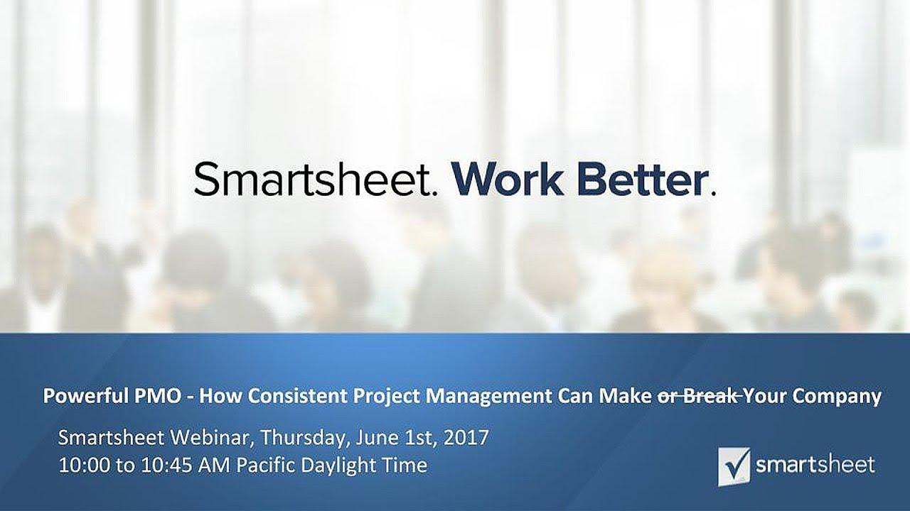 Powerful PMO - How Consistent Project Management Can Make or Break Your Company