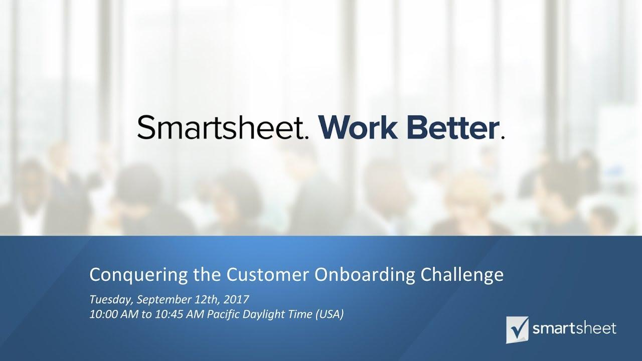Conquering the Customer Onboarding Challenge at Aramark