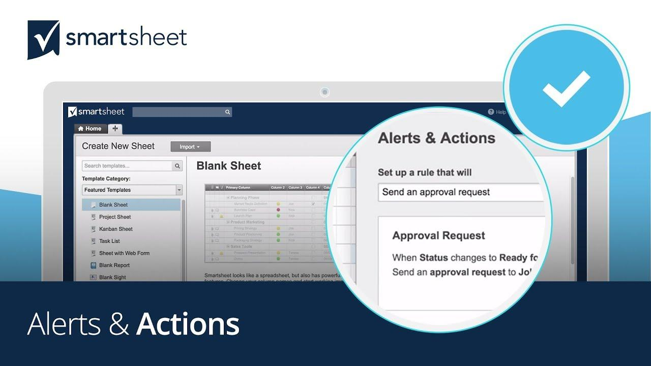 Alerts & Actions