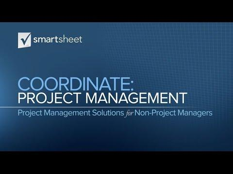 Coordinate:  Project Management for Non-Project Managers