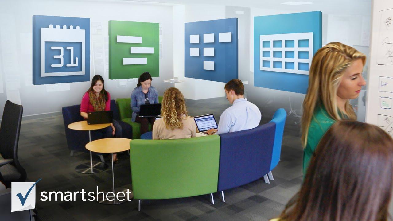 Smartsheet in 30 Seconds