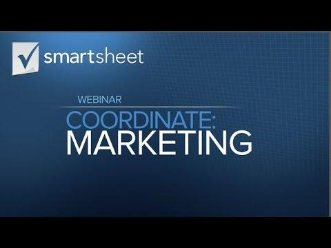 Coordinate: Marketing webinar 5/19/2015