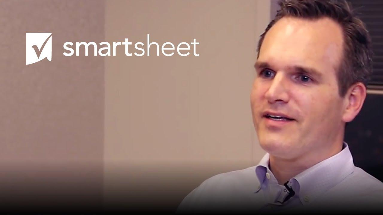 Smartsheet CEO on Growth & Market Opportunity