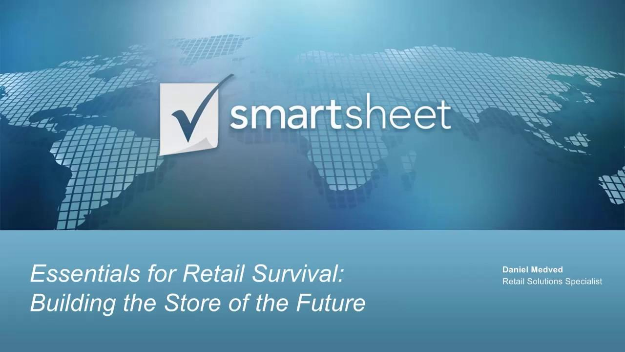 Essentials for Retail Survival   Creating the Store of the Future