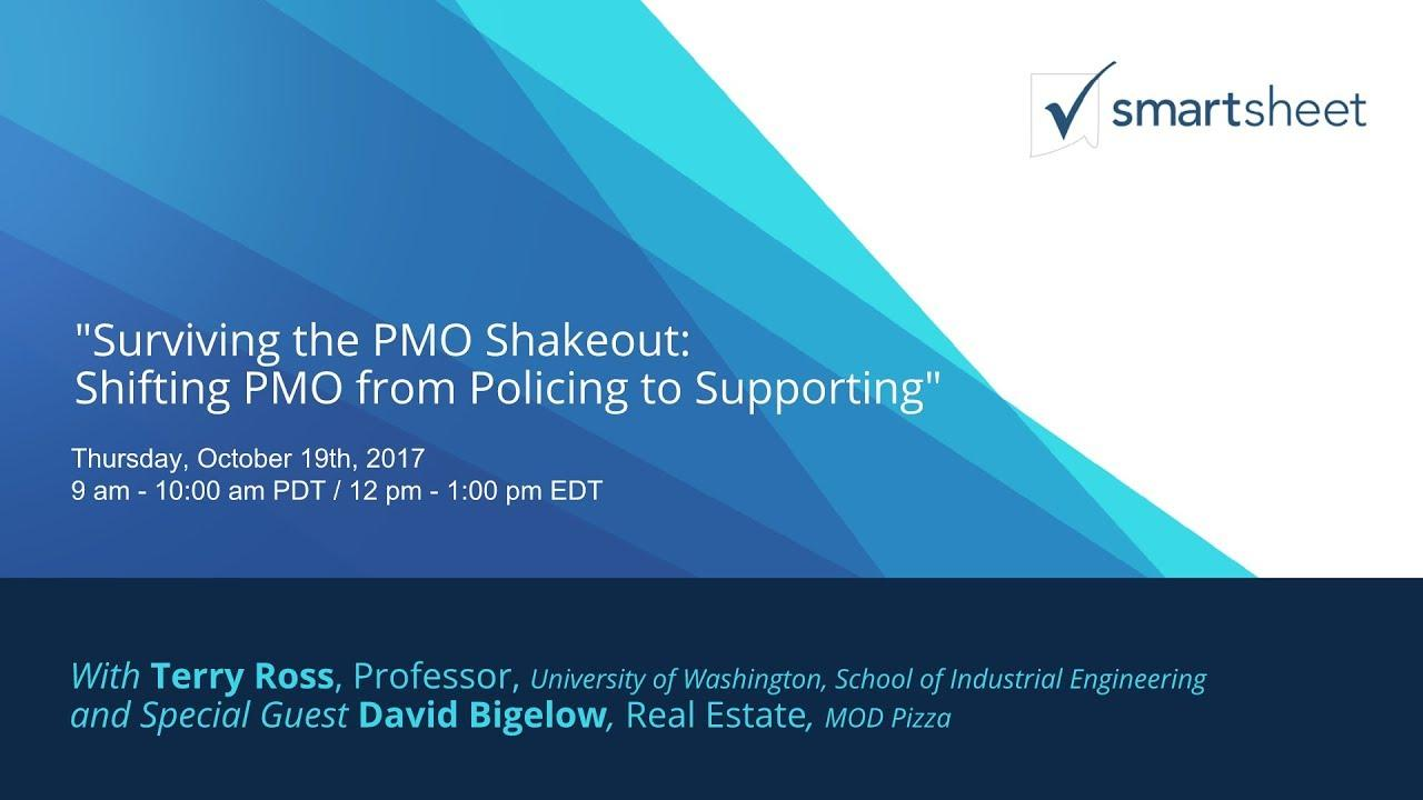 Surviving the PMO Shakeout – Shifting PMO from Policing to Supporting