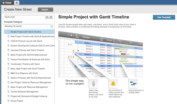 Top Project Plan Templates for Excel – Project Sheet Template